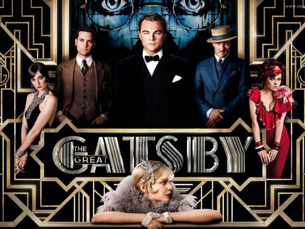 Wielki Gatsby (2013) - miłość w czasach prohibicji