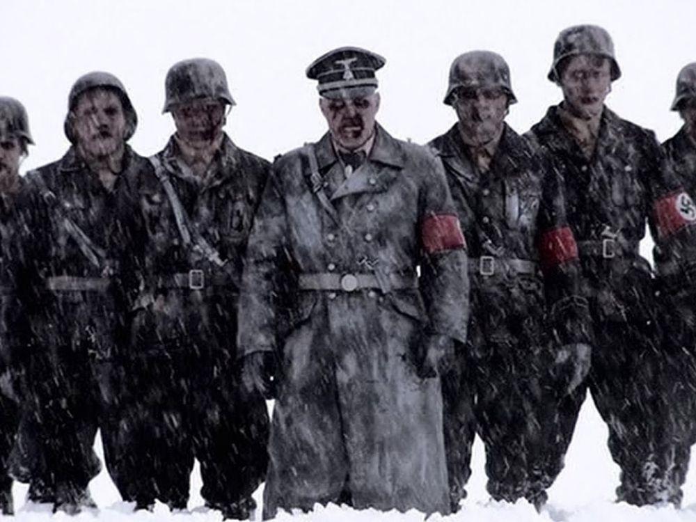 Zombie SS - nazistowskie żywe trupy