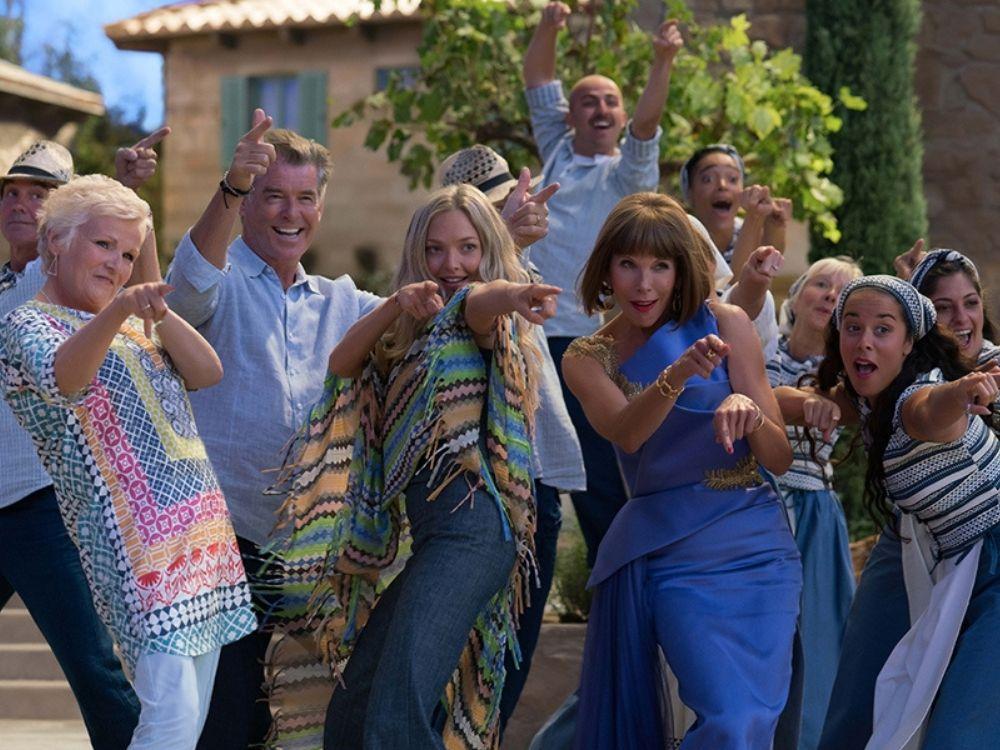 Mamma Mia! Here We Go Again - jak było kiedyś?