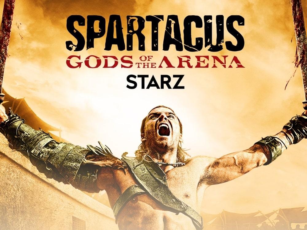 Spartakus: Bogowie areny (2011) online - opis serialu, obsada, zwiastun. Gdzie oglądać?