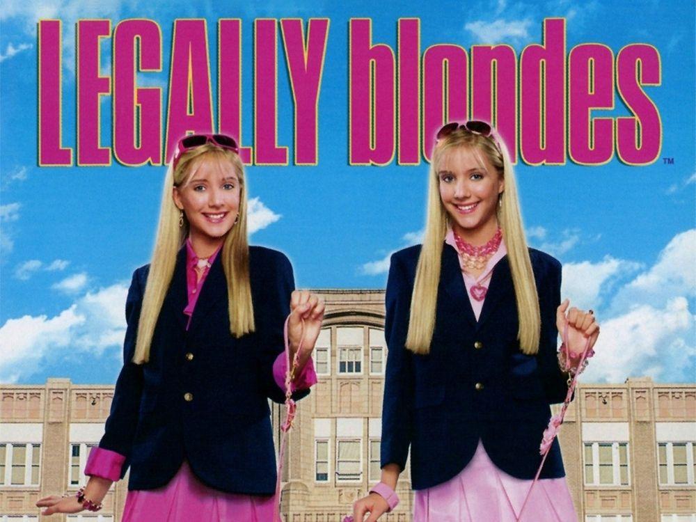 Legalne blondynki - nowe otoczenie i wyzwania