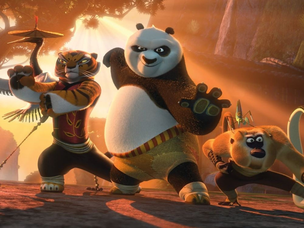 Kung Fu Panda 2 - nietypowy wojownik