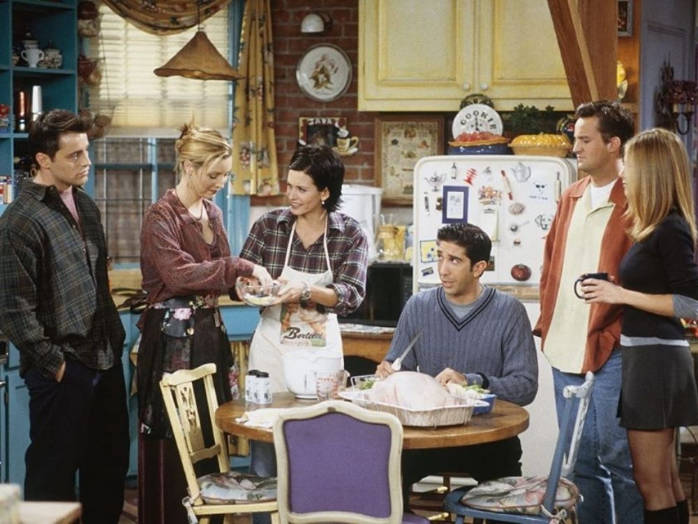 Friends: The Reunion - zwiastun odcinka specjalnego