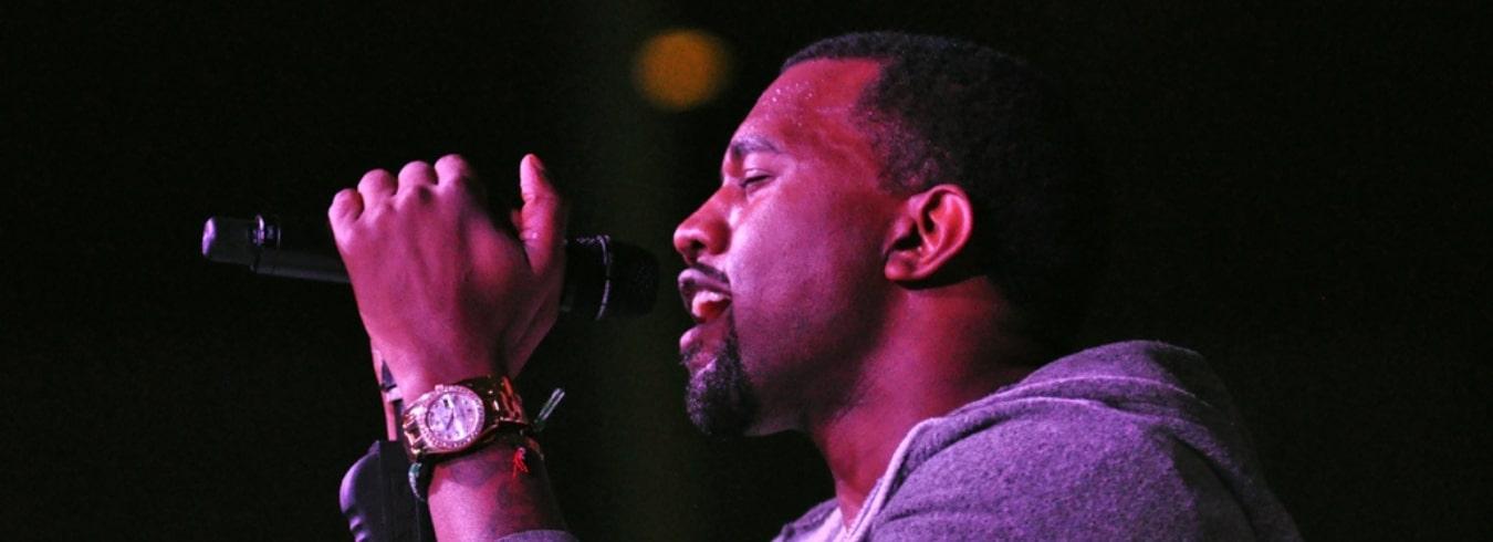 Kanye West – kontrowersyjny amerykański raper. Wiek, wzrost, waga, Instagram, kariera, żona, dzieci