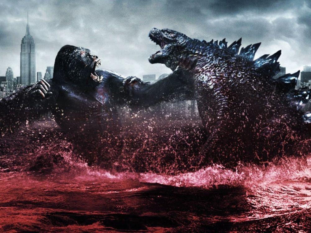 Godzilla kontra Kong - HBO i Netflix walczą o prawa