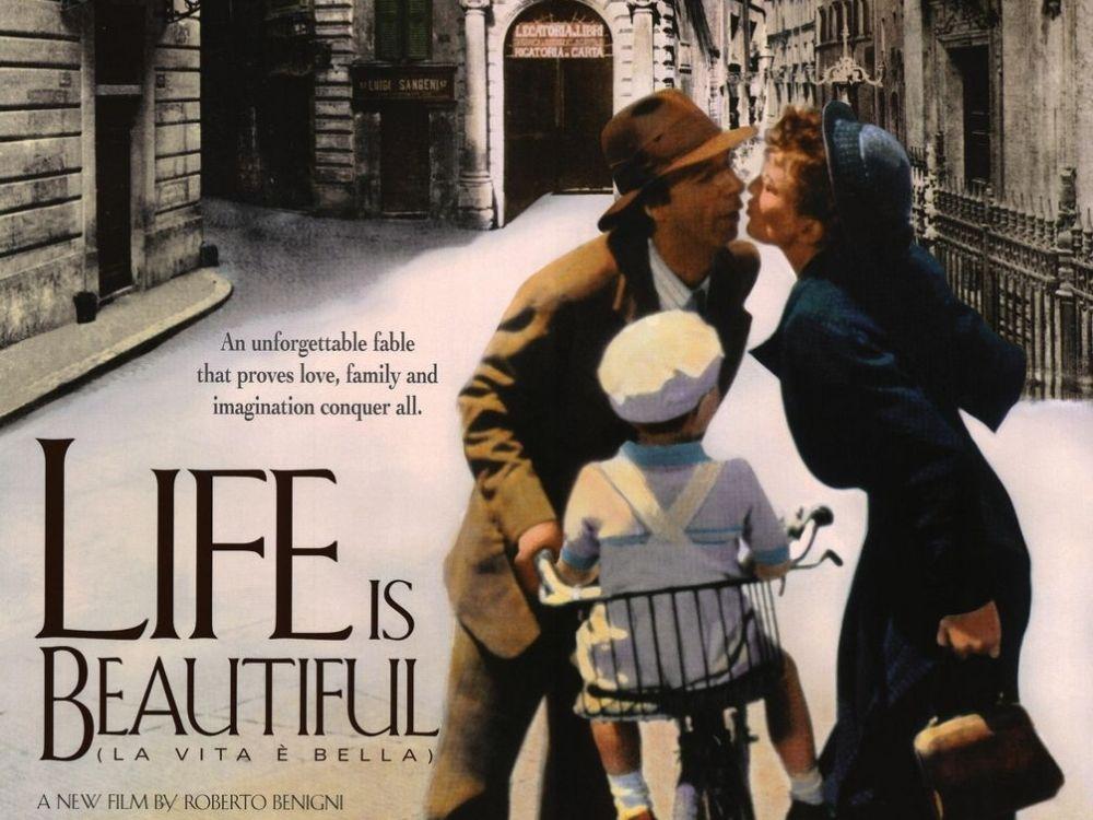 Życie jest piękne - uśmiech na wojnie