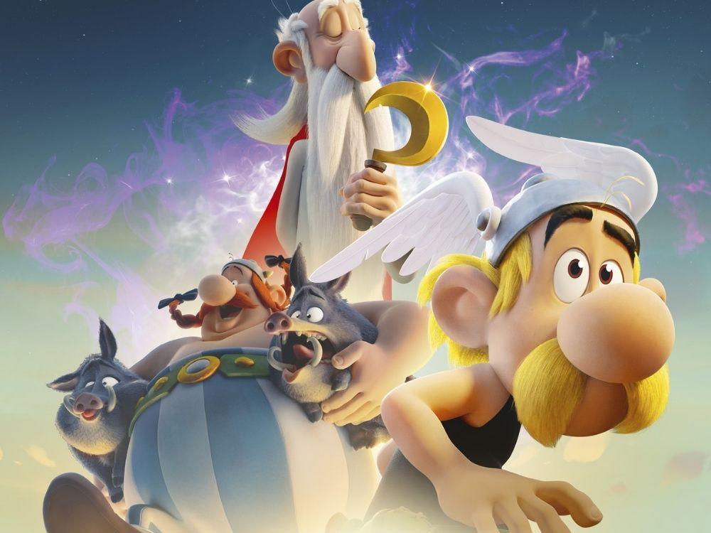 Asteriks i Obeliks. Tajemnica magicznego wywaru - następca Panoramiksa