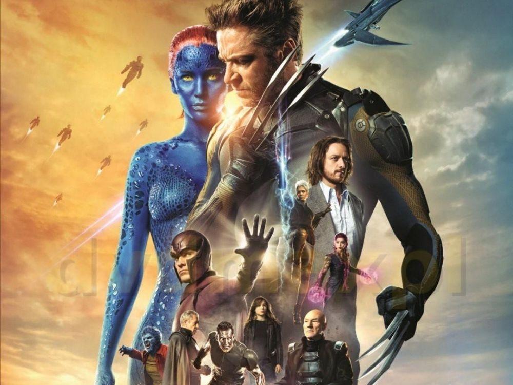X-Men: Przeszłość, która nadejdzie online | Obsada, fabuła, zwiastun