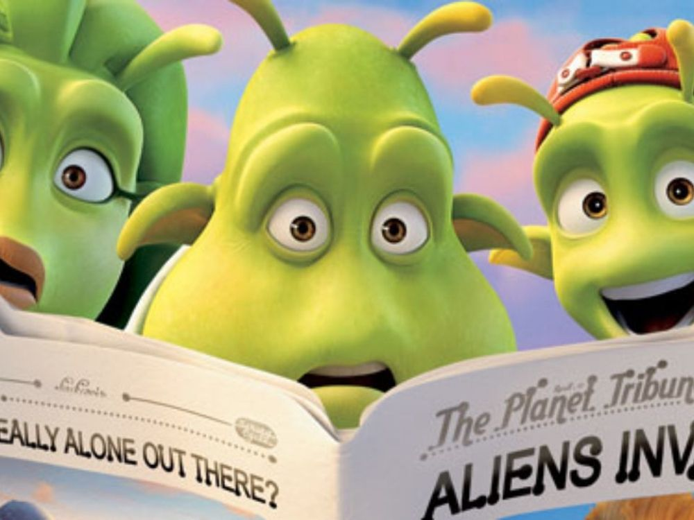 Planeta 51 - czy nowy przybysz to już inwazja?