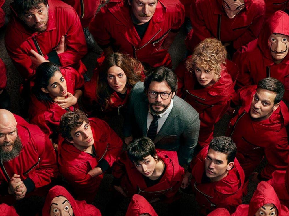 Dom z papieru – znamy datę premiery 5. sezonu
