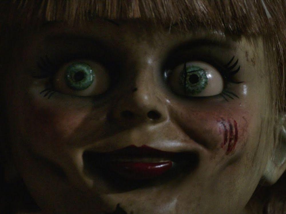 Annabelle - historia opętanej lalki