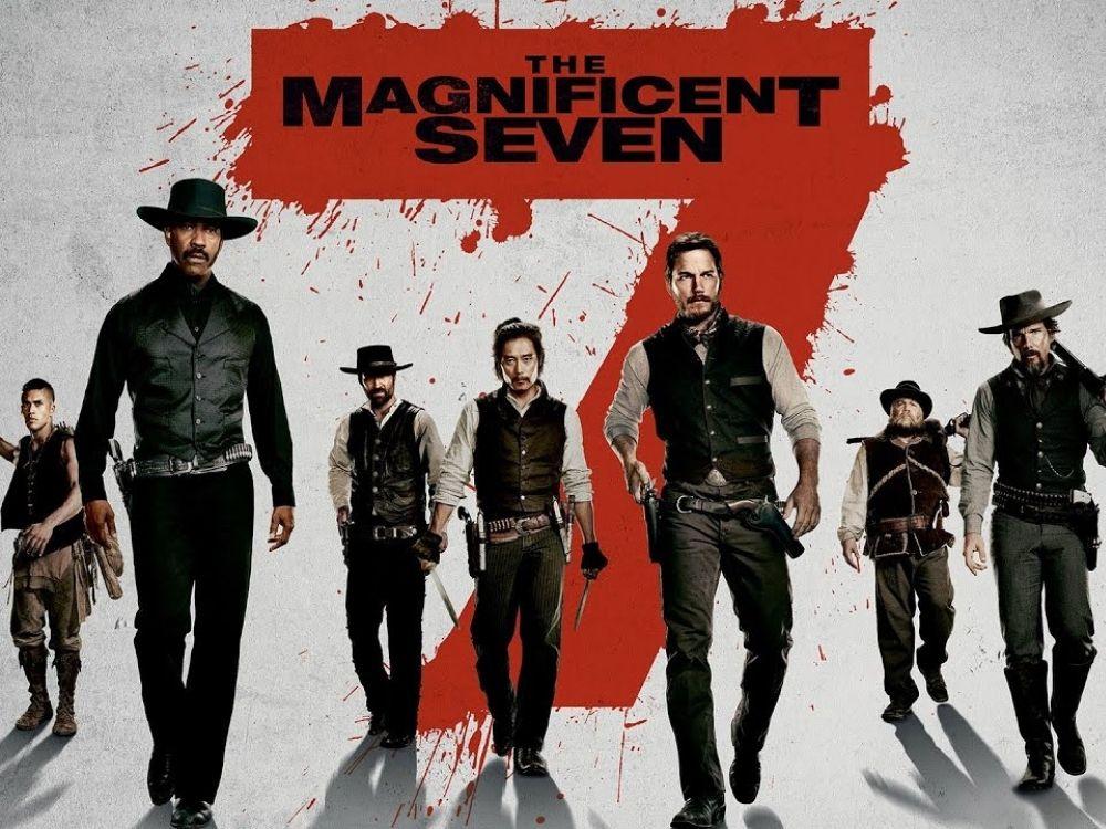 Siedmiu wspaniałych (2016) online - opis filmu. Gdzie oglądać?