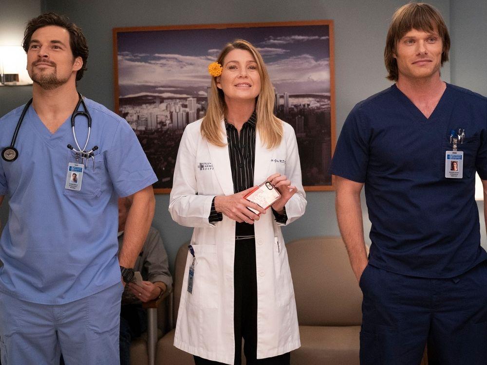 Chirurdzy - lekarze w akcji