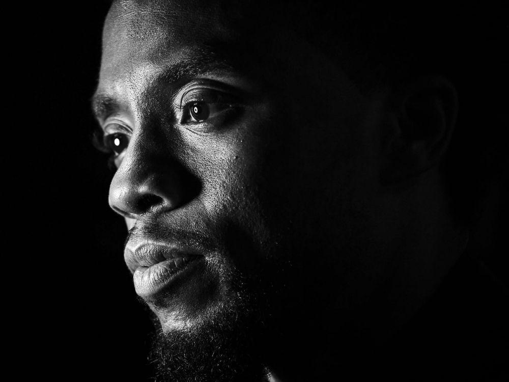 Chadwick Boseman: Portret artysty - hołd dla aktora