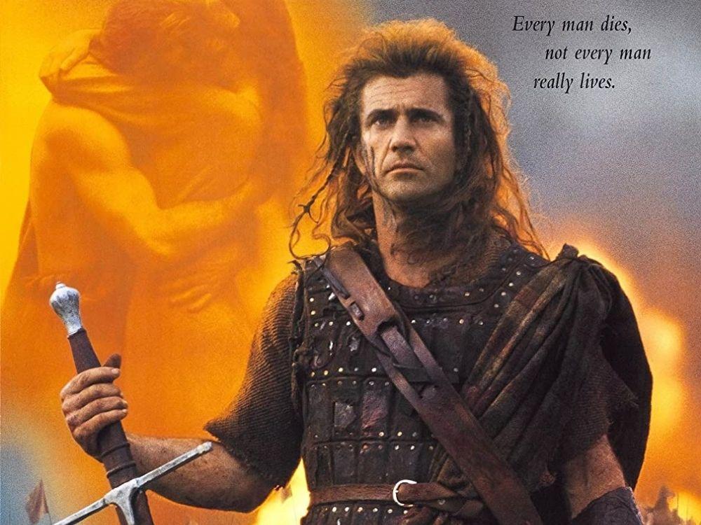 Braveheart - Waleczne serce - historia Williama Wallace'a