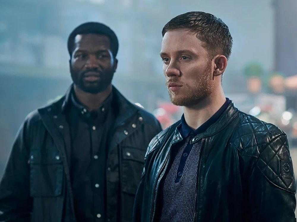 Gangs of London (2020) online - opis serialu, obsada, zwiastun, sezony. Gdzie oglądać?