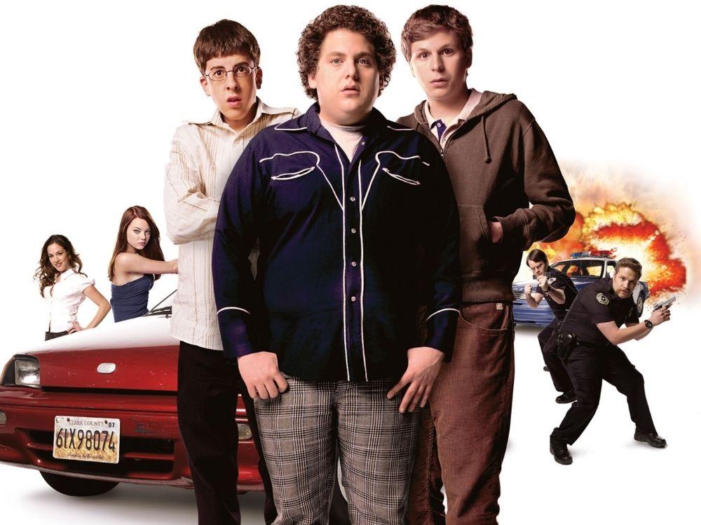 Supersamiec (2007) - klasyczna komedia o nastolatkach