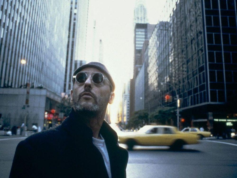 Leon zawodowiec - historia płatnego mordercy