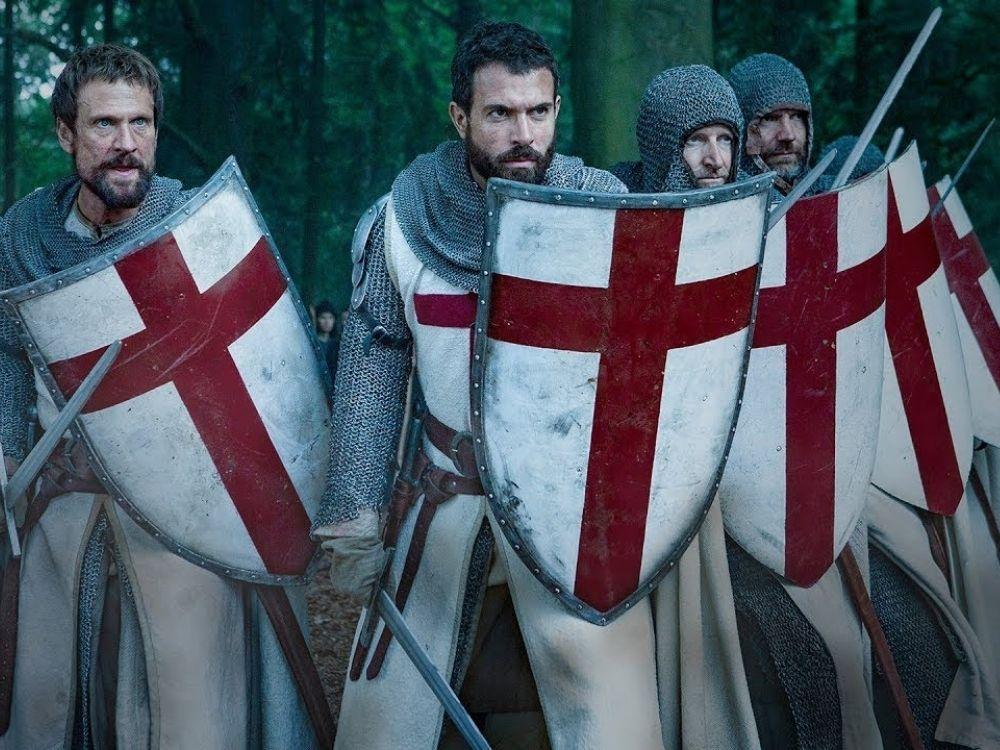Templariusze - odzyskać Święty Graal