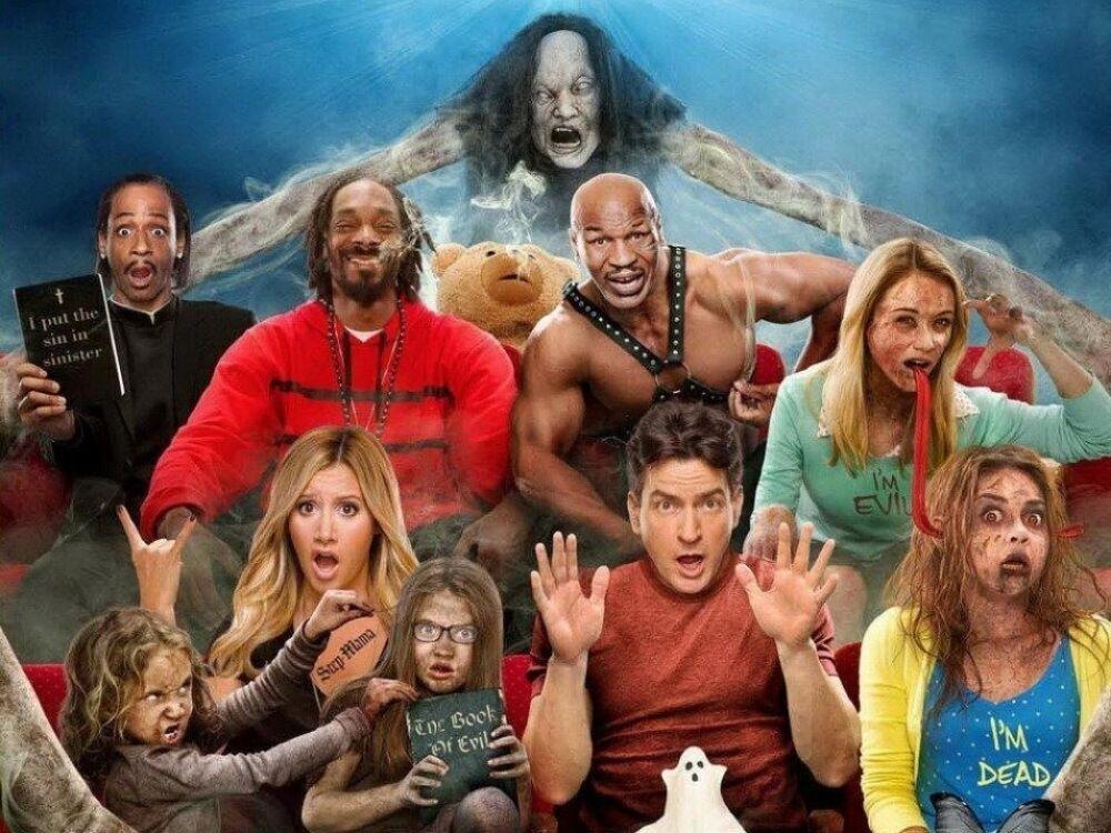 Straszny film 5 (2013) - połączenie komedii i horroru