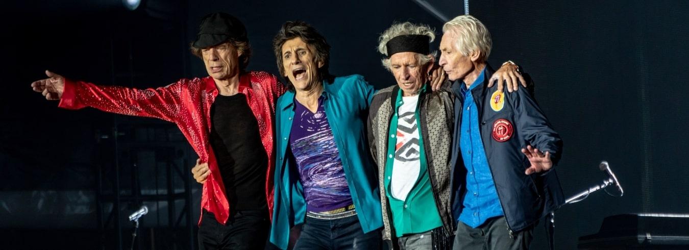 The Rolling Stones – bogowie rock'n'rolla. Historia, członkowie, utwory, płyty, nagrody, Instagram