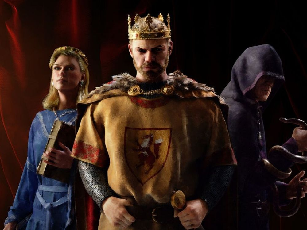 Crusader Kings 3  – wymagania sprzętowe