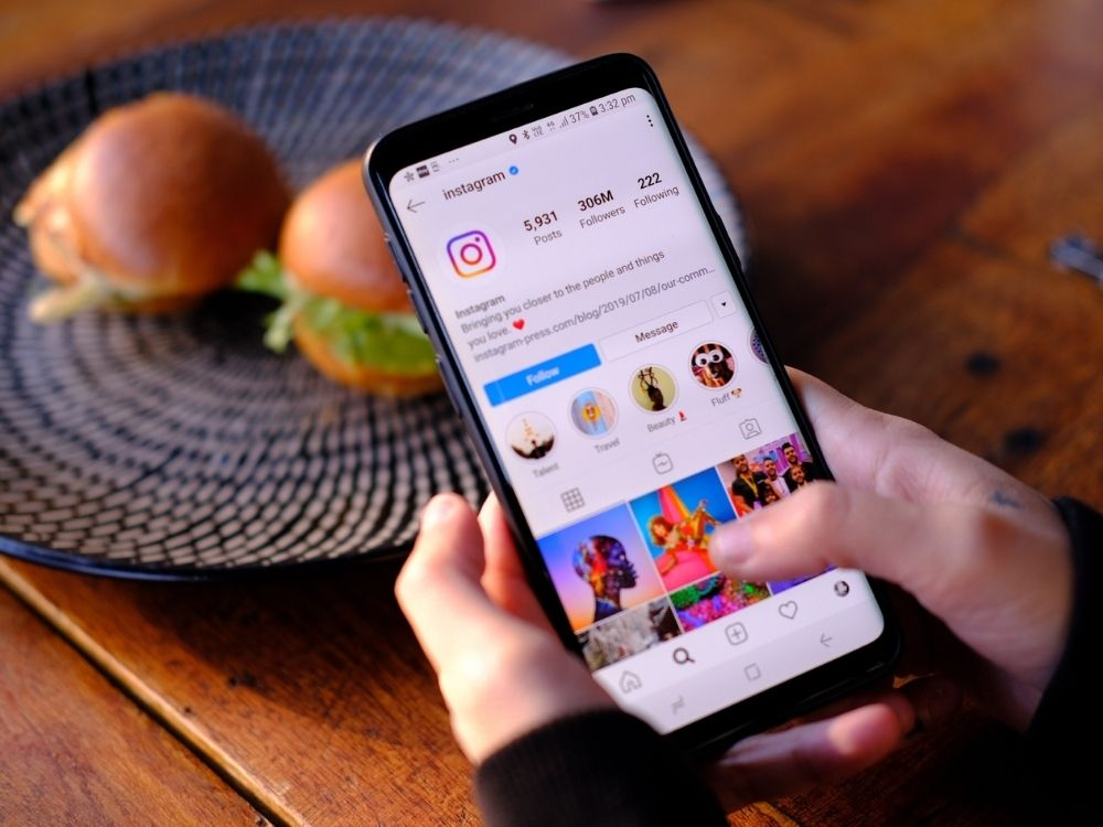 Jak zmienić zdjęcie profilowe na Instagramie?