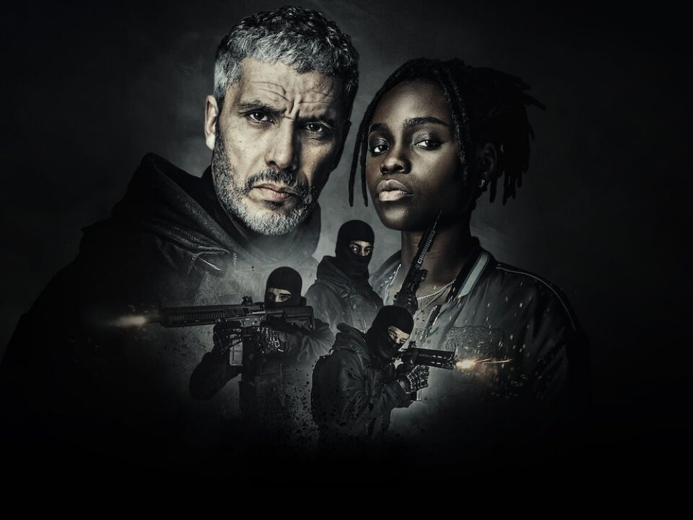 Szajka: Serial (2021) online - opis serialu. Gdzie oglądać?