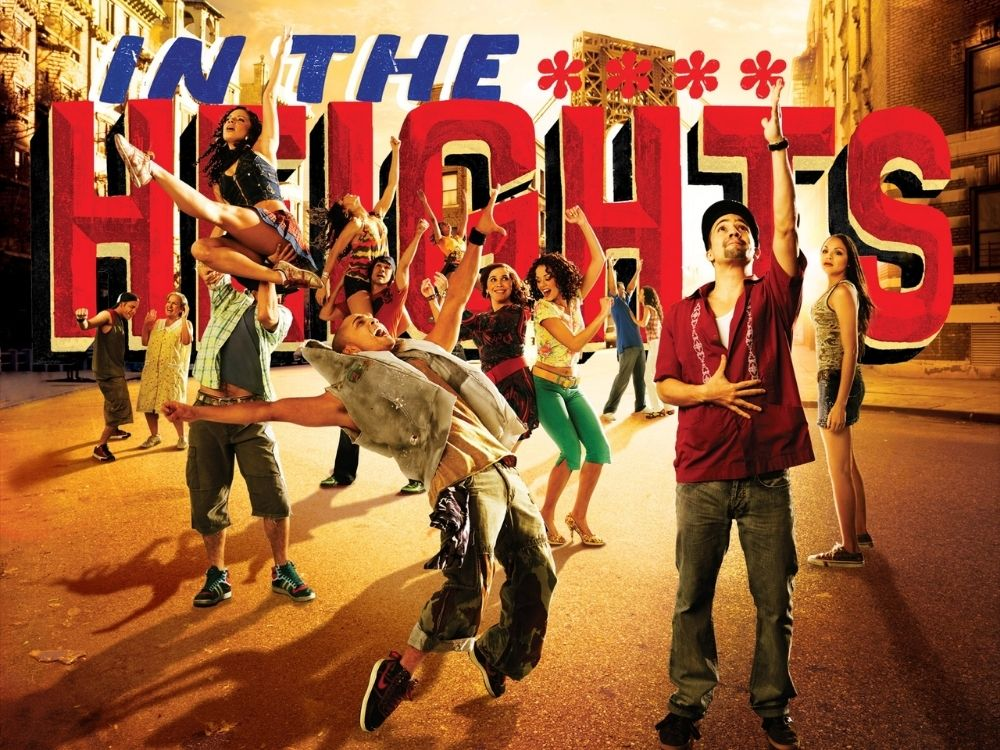 In the Heights: Wzgórza marzeń (2021) online | Obsada, fabuła, zwiastun