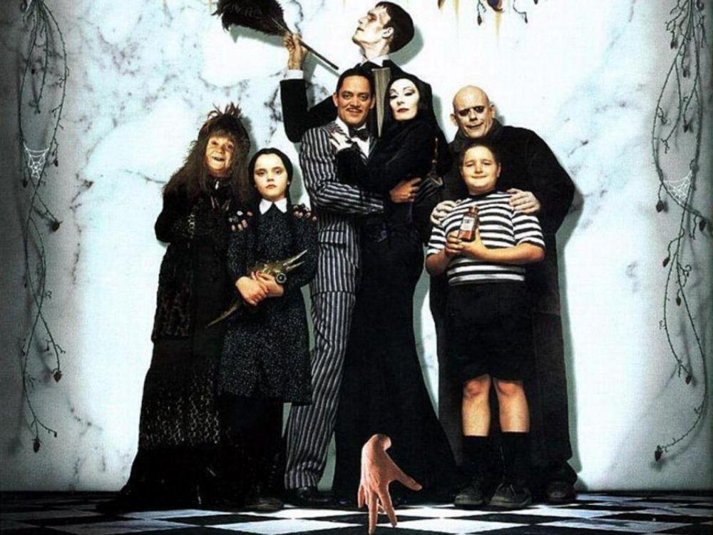 Rodzina Addamsów – ekscentryczna familia z nutką grozy
