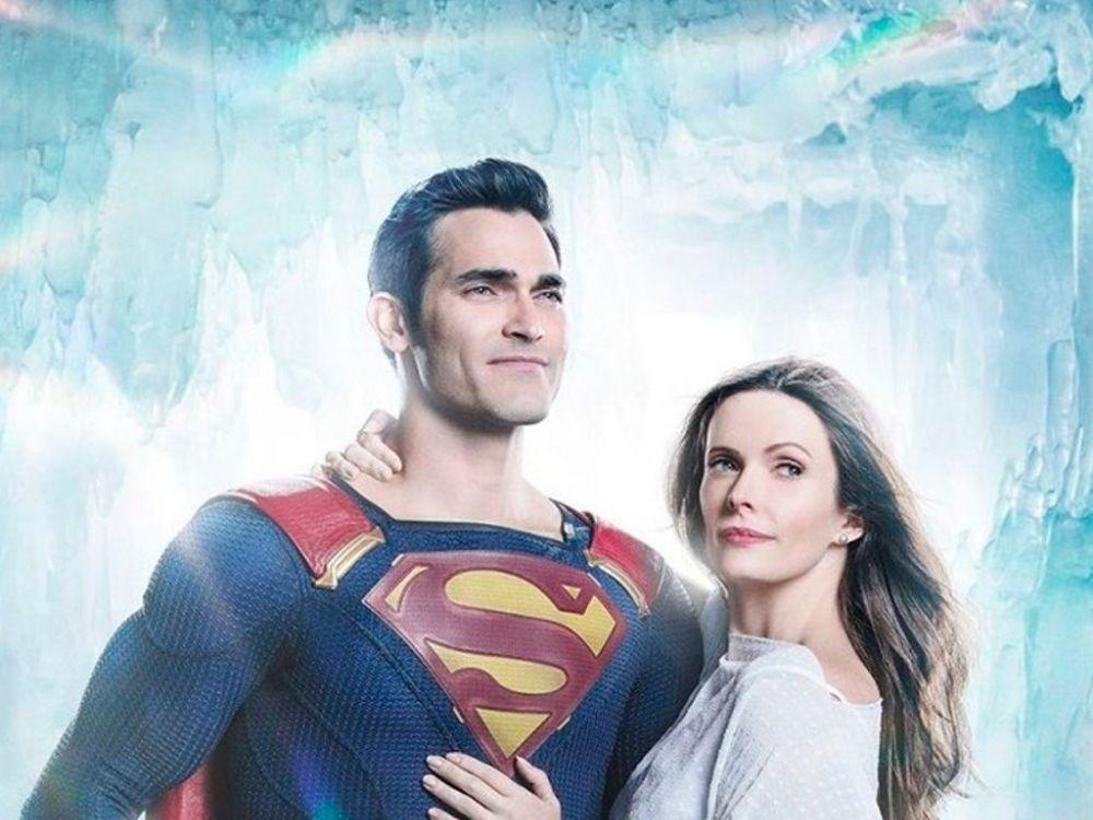 Superman i Lois - inna odsłona superbohatera
