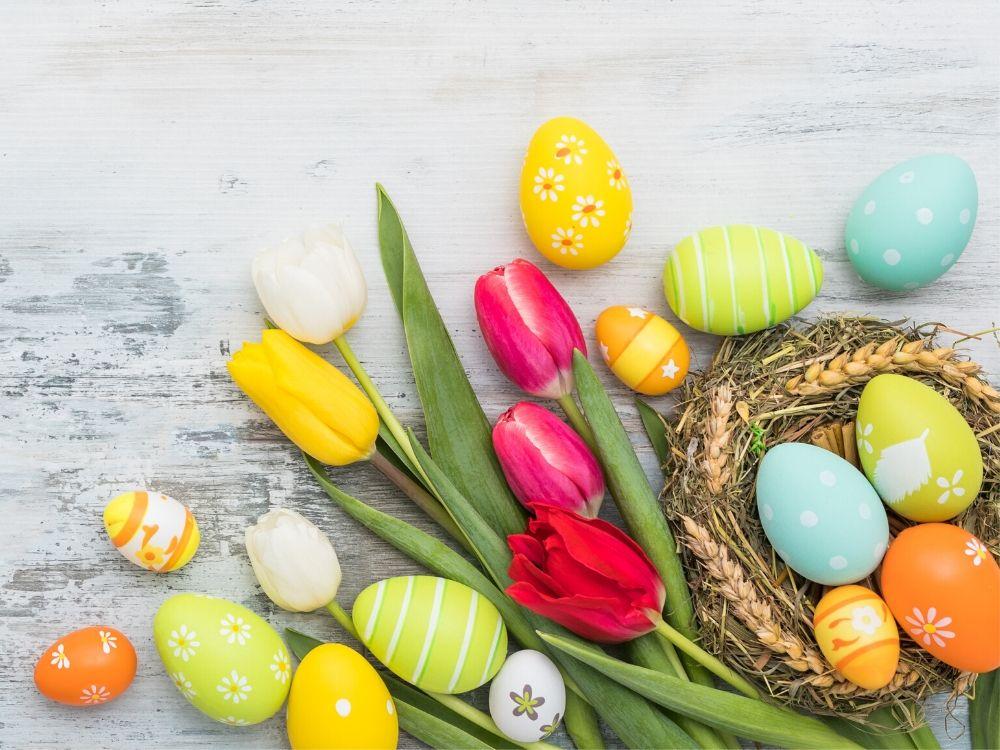 Życzenia Wielkanocne - Kartki i wierszyki na Wielkanoc