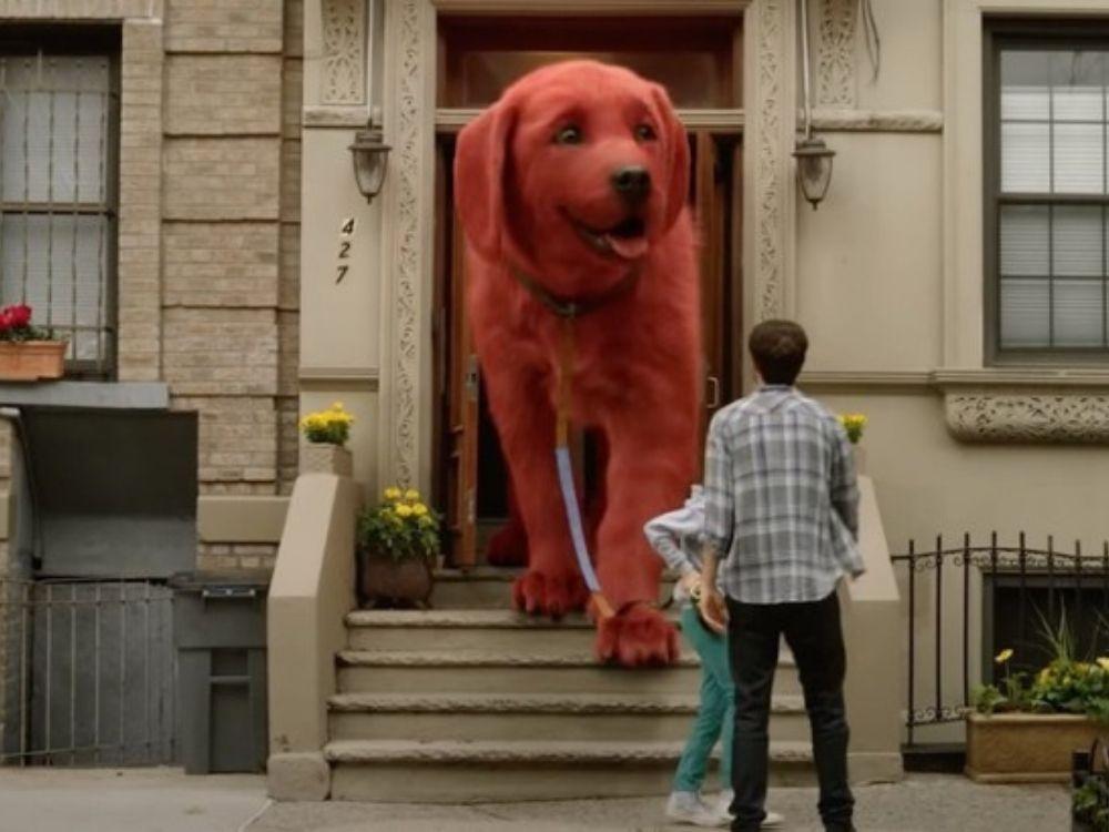 Clifford. Wielki czerwony pies (2021) online - opis filmu. Gdzie oglądać?