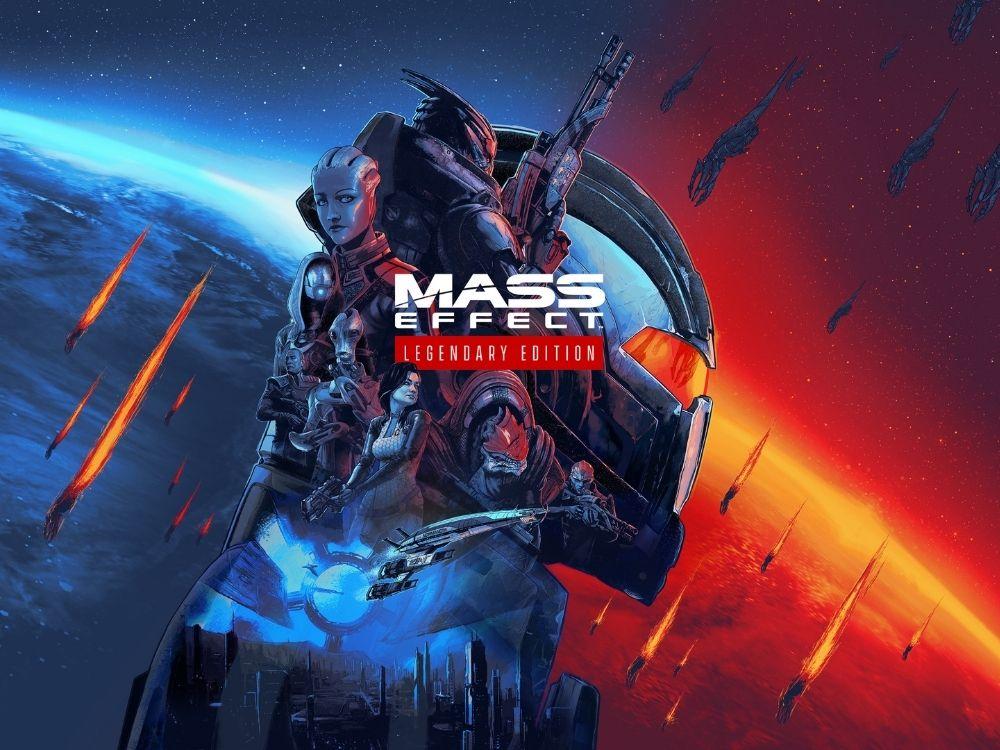 Mass Effect: Edycja Legendarna – wymagania sprzętowe