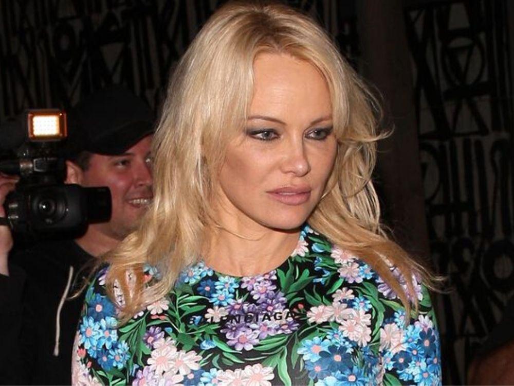 Pamela Anderson piąty raz wyszła za mąż!