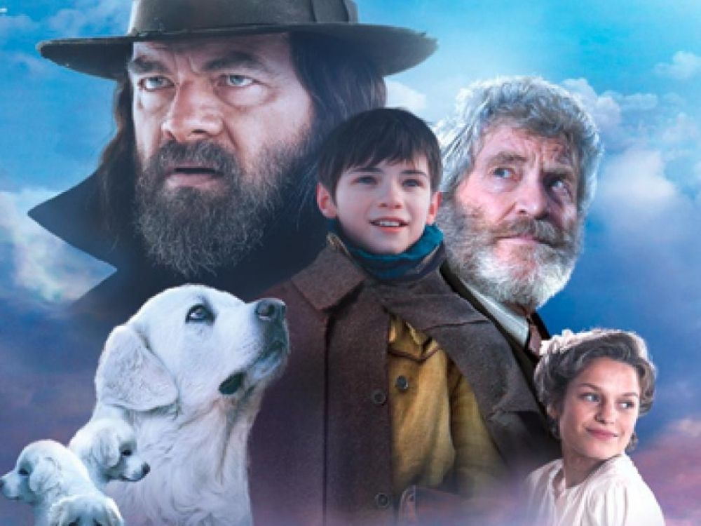 Bella i Sebastian 3 - ucieczka z psimi towarzyszami