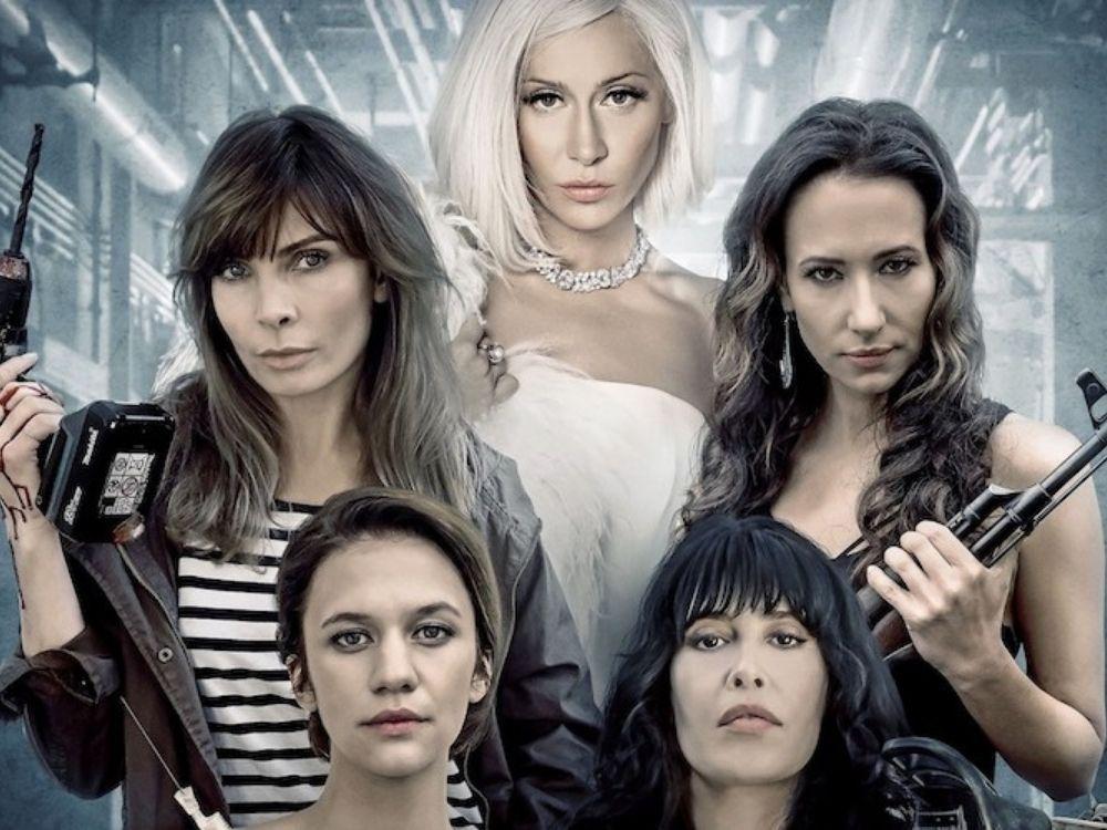 Kobiety mafii 2 - kobiety górą