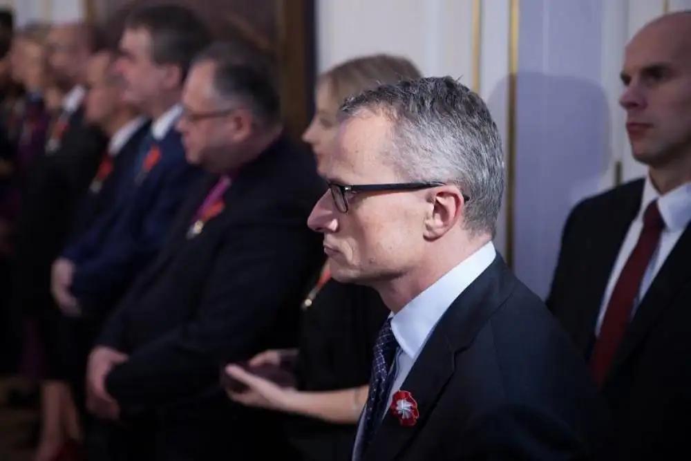 Atak na polskiego ambasadora w Izraelu