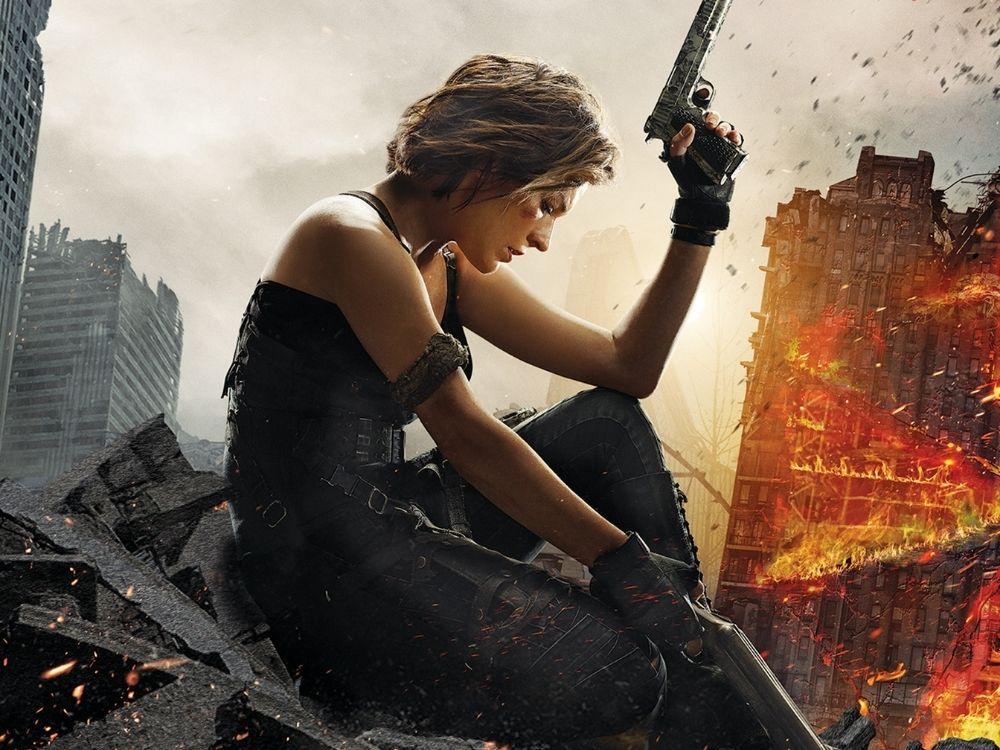 Resident Evil: Ostatni rozdział - walka o przetrwanie ludzkości
