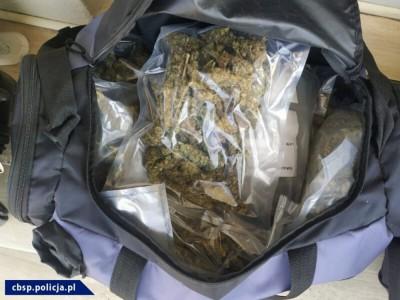 """Rozbito wielką grupę przestępczą """"Trapeza"""", która przez lata handlowała narkotykami"""