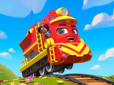 Mighty Express – historia niezwykłych pociągów