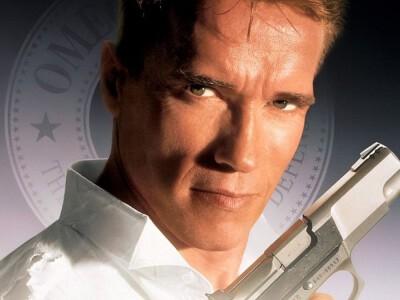 Prawdziwe kłamstwa (1994) - nietypowy tajny agent