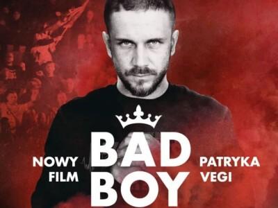 """""""Bad Boy"""" kolejnym filmem Patryka Vegi na Netflixie!"""