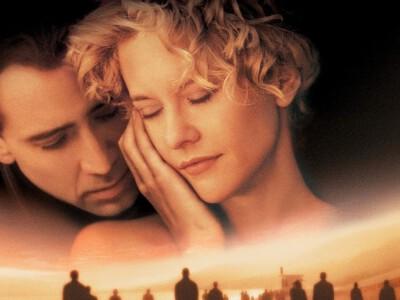 Miasto Aniołów (1998) - zakochany niebiański przybysz