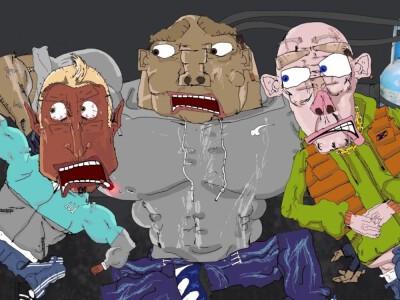 Blok Ekipa – komediowe perypetie warszawskich dresiarzy