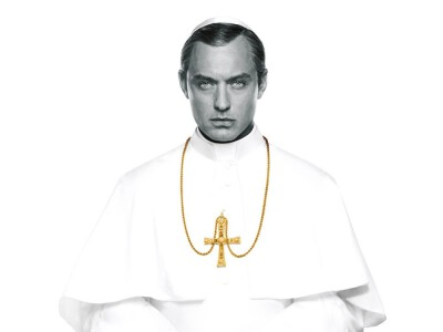Młody papież – głowa kościoła w ekstrawaganckim wydaniu
