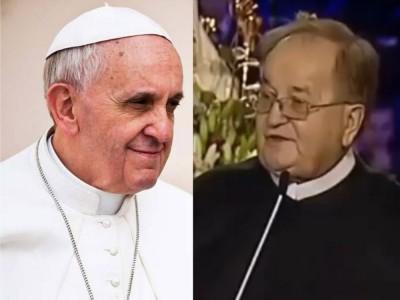 Papież Franciszek otrzymał petycję w sprawie ojca Rydzyka