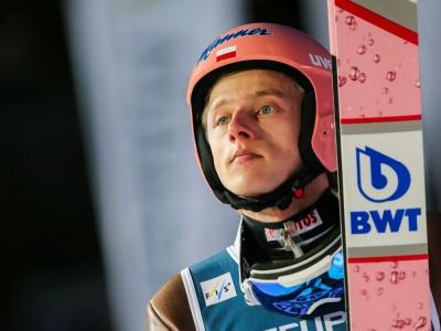 Dawid Kubacki na podium Pucharu Świata! Wysokie pozycje zajęli również inni polscy skoczkowie