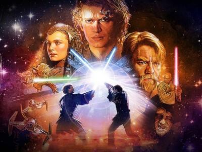 Gwiezdne Wojny Zemsta Sithów - zakończenie nowej trylogii