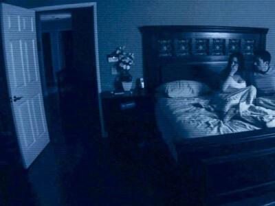 Paranormal Activity (2007) - domowe nagranie ujawnia przerażającą prawdę